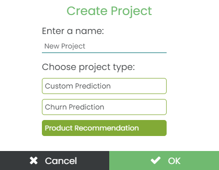 Project Type - Product Recommendations